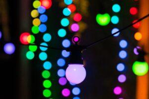 iSparkle RGB Festoon Party Lights