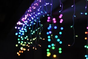iSparkle RGB Pearl and String Lights