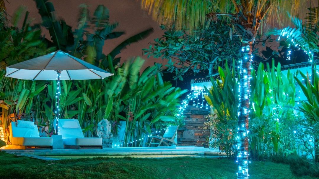 iSparkle RGB LED Garden Decoration